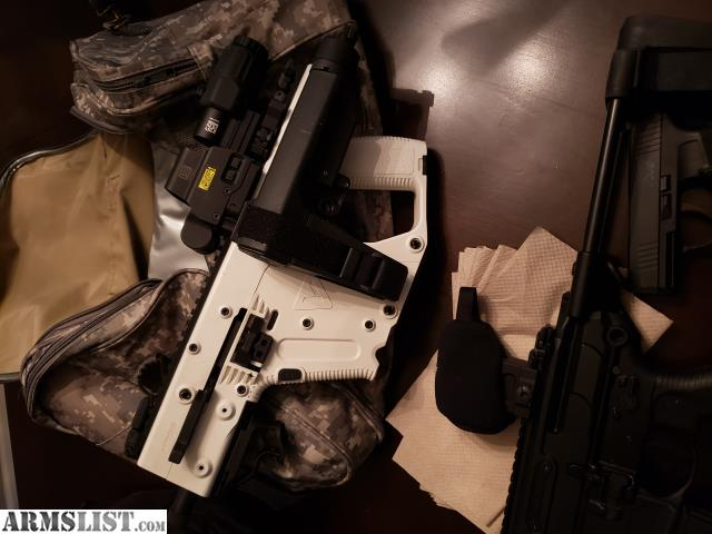 ARMSLIST - For Sale: Kriss Vector 45 with Binary Trigger