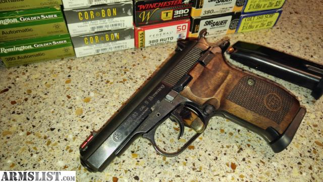 ARMSLIST - For Sale: CZ83 and ammo