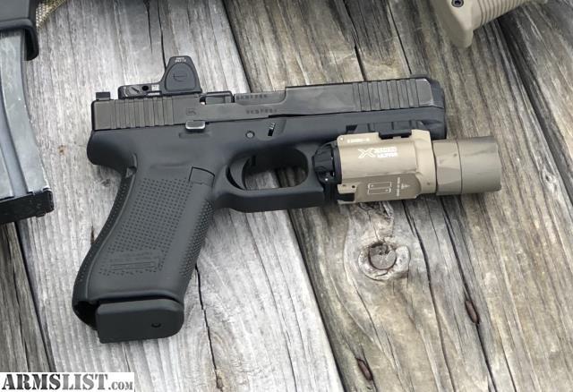 ARMSLIST - For Sale/Trade: Glock 17 MOS Gen 5