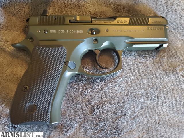 ARMSLIST - For Sale: CZ P-01 OD Green