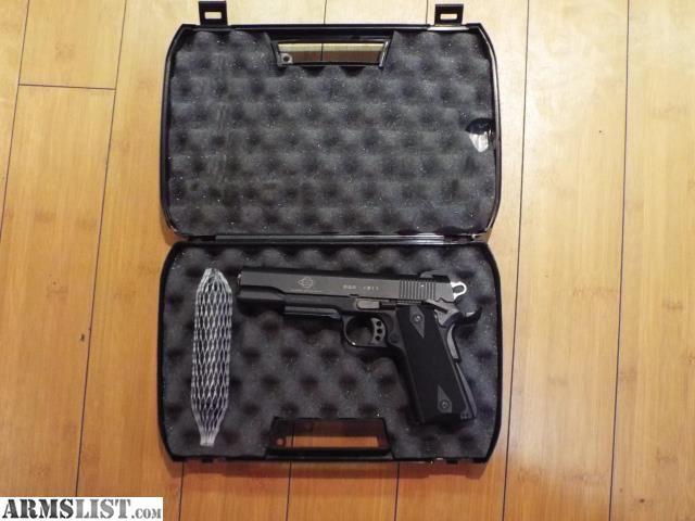 For Sale: ATI GSG .22LR 1911 With Box And