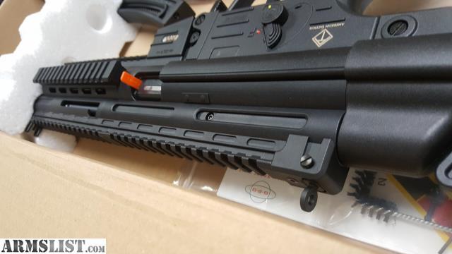 """For Sale: ATI GSG -16 16"""" 22RD 22LR NIB"""