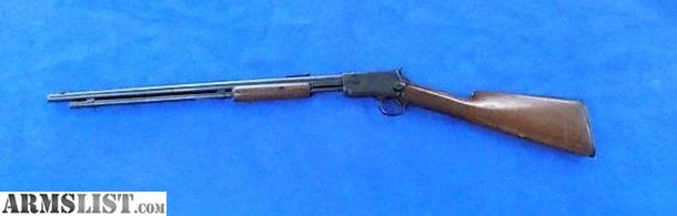 Rifle winchester 1906 Blasts From