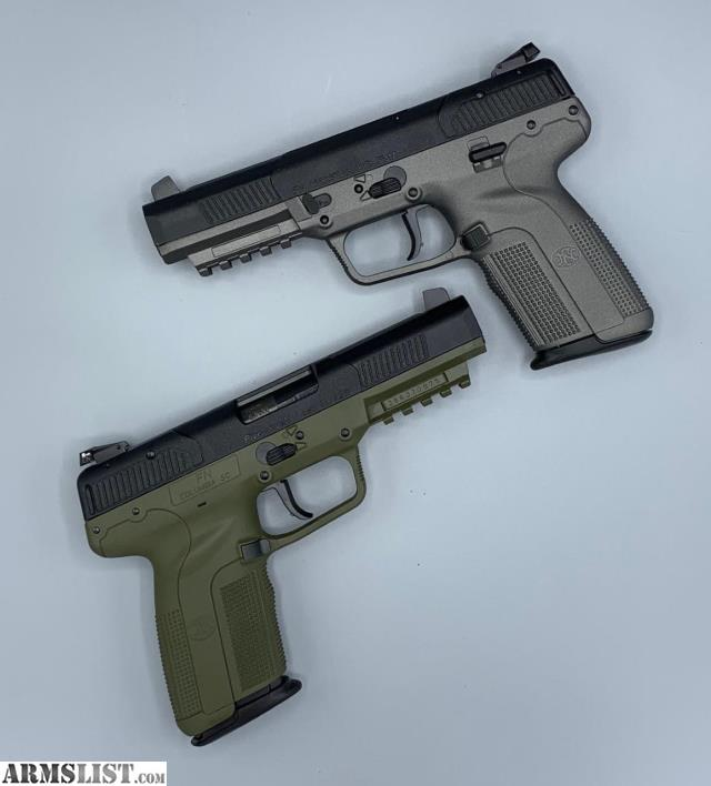 For Sale: FN Five Seven (5.7x28) In Exclusive