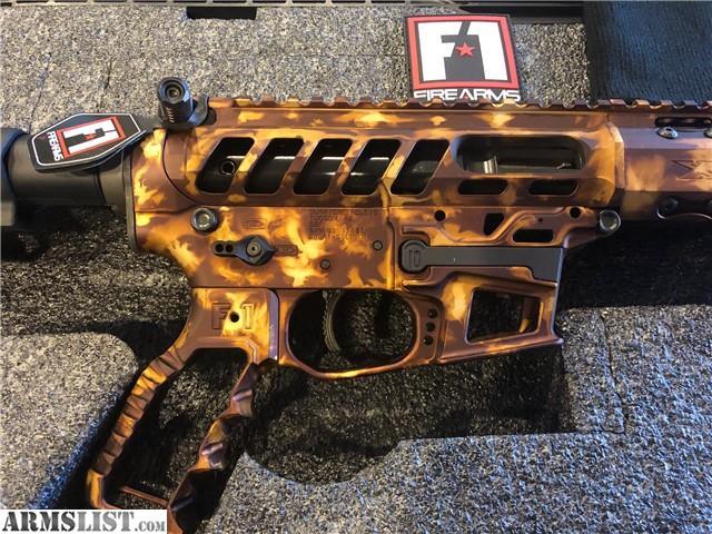 Armslist For Sale F1 Firearms Custom Udp 9 45 Ar Rifle Glock 17 Mags
