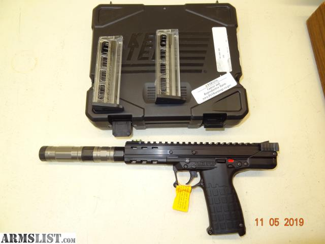 Armslist For Sale Keltec Cp33 Suppressed