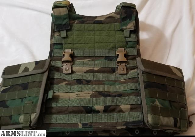 Armslist For Sale Eagle Industries Ms Armor And Plate Carrier
