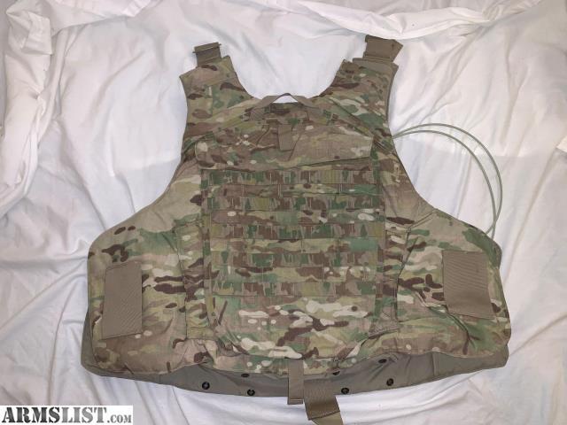 Armslist For Sale Multicam Iotv Imporved Outer Tactical Vest Xlarge