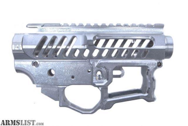 Armslist For Sale F 1 Firearms Raw Skeletonized Billet Matched Ar 15 Upper Lower