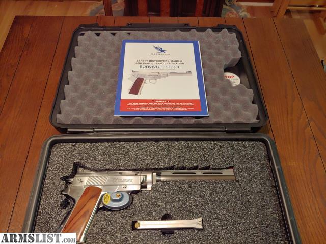 Armslist For Sale 475 Wildey Magnum