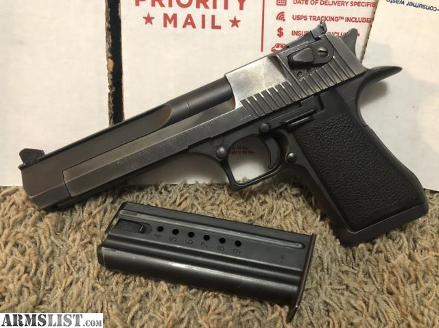 Desert eagle serial number age