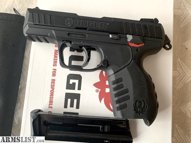 ARMSLIST - For Sale: Ruger SR22 Pistol For Sale - 22LR