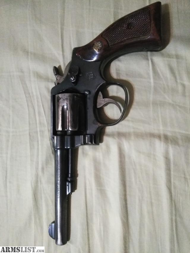 Armslist For Sale Smith And Wesson Ctg 38 Special Revolver