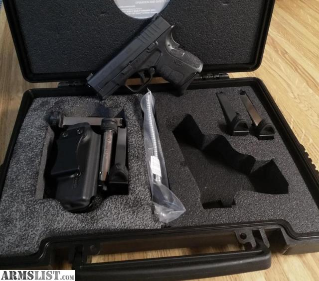 For Sale/Trade: Springfield XD-S Mod 2 45 W/ 6