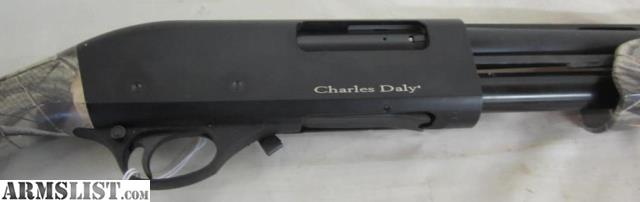 ARMSLIST - For Sale: CHARLES DALY FIELD YOUTH 20GA CAMO ...