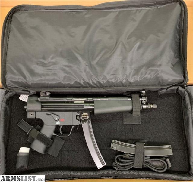 For Sale: Heckler & Koch SP5 9mm Luger