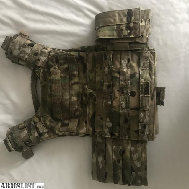 Armslist For Sale Condor Tactical Cyclone Plate Carrier Multicam