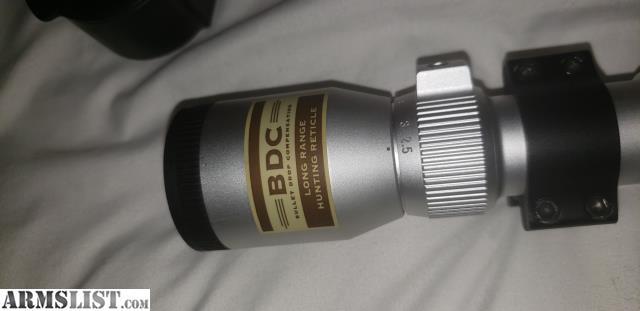 Nikon Force XR 2.5-8x28 EER Matte with BDC