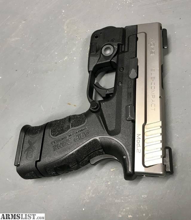 For Sale: Springfield Armory XD Mod 2 9mm
