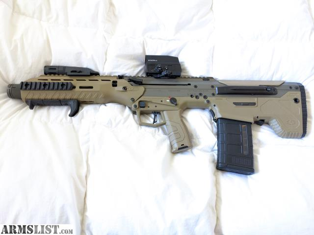Armslist For Sale Like New Desert Tech Mdr 308 On Steroids