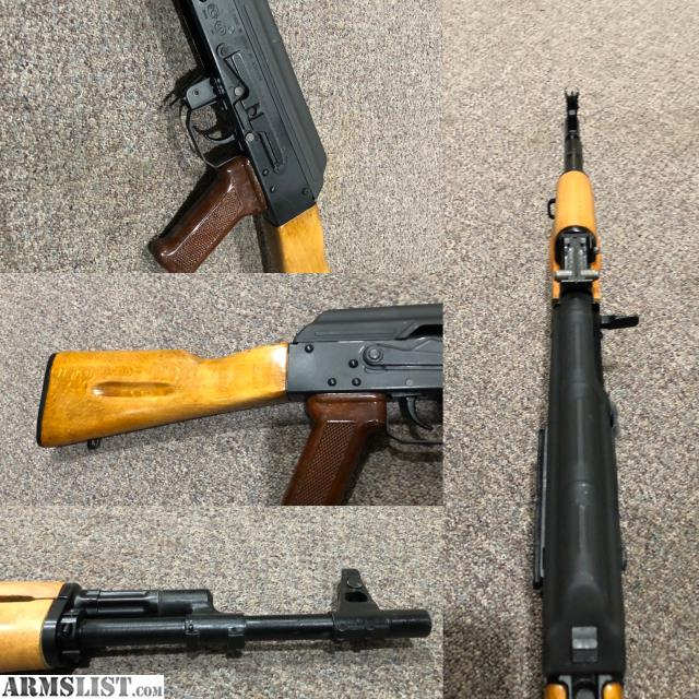 For Sale: Izzy Saiga 5.56 Rifle Converted With