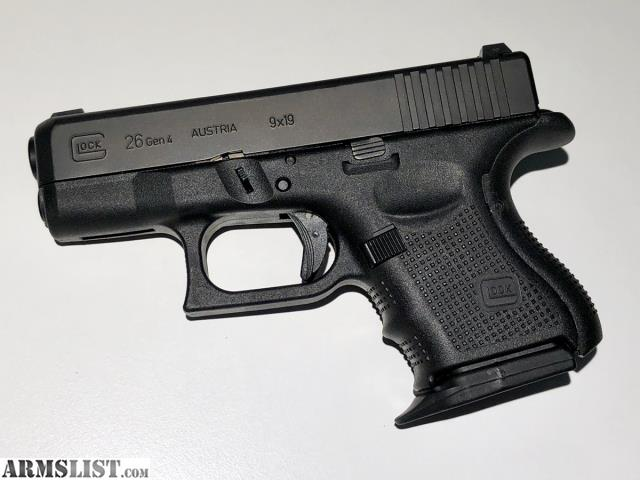 Armslist Want To Buy Baby Glock G26