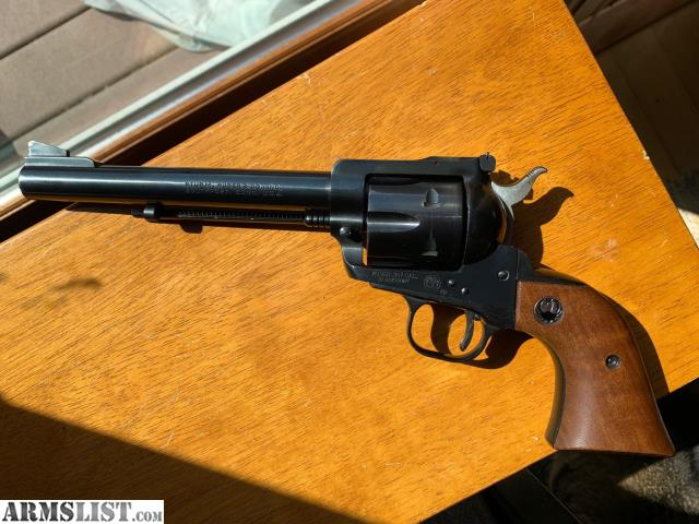 ARMSLIST - For Sale: Ruger Blackhawk 3 screw