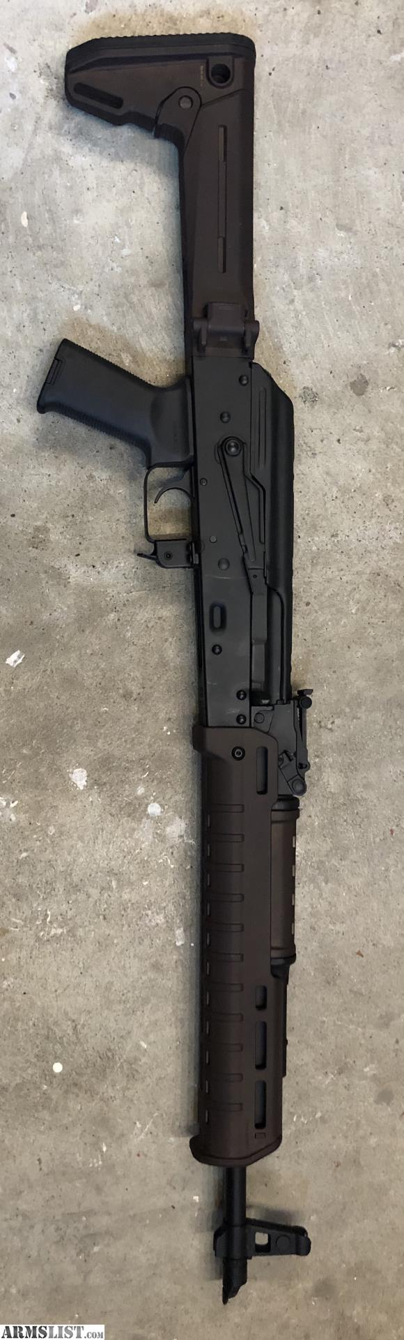 Wts Maadi 7 62x39 Akm With Magpul Zuhkov 825 Shipped Ar15 Com The city is the county seat of davidson county and is located on the cumberland river. ar15 com