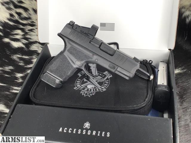 Armslist For Sale Springfield Armory Hellcat Osp W Shield Red Dot
