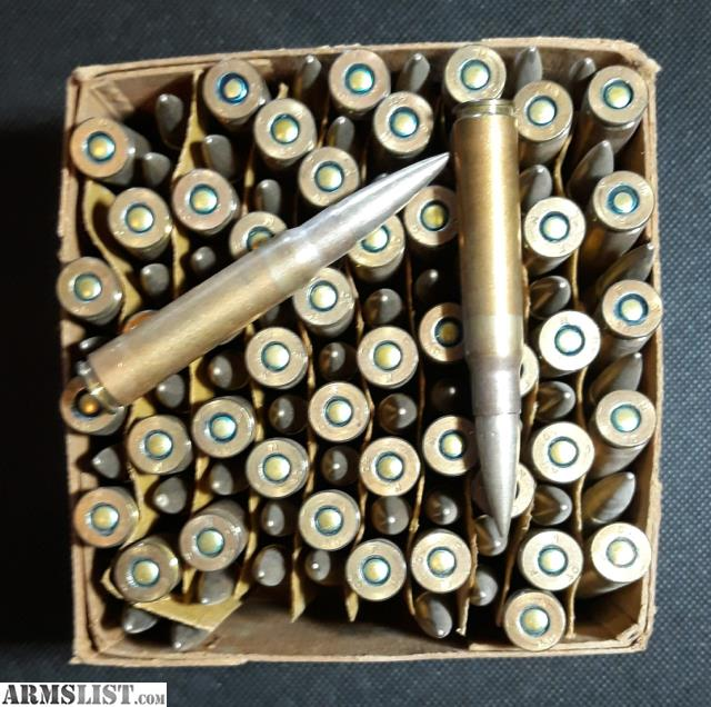 For Sale: WW2 Mauser Ammo