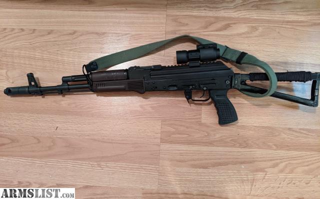 Armslist For Sale Trade Arsenal Slr 107fr Ak47