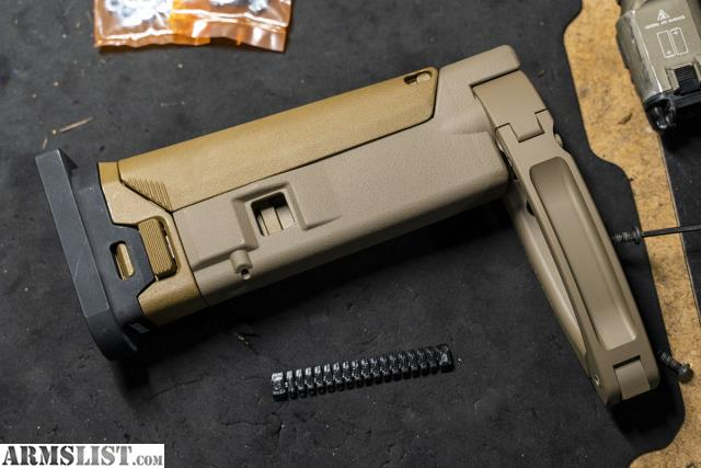 Armslist For Sale Dan Haga Designs Tailhook Adapter For Acr Stock With Tailhook Mod 1
