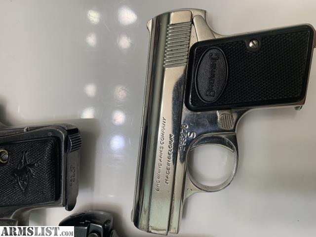 Colt M1908 Vest Pocket - Just Nice