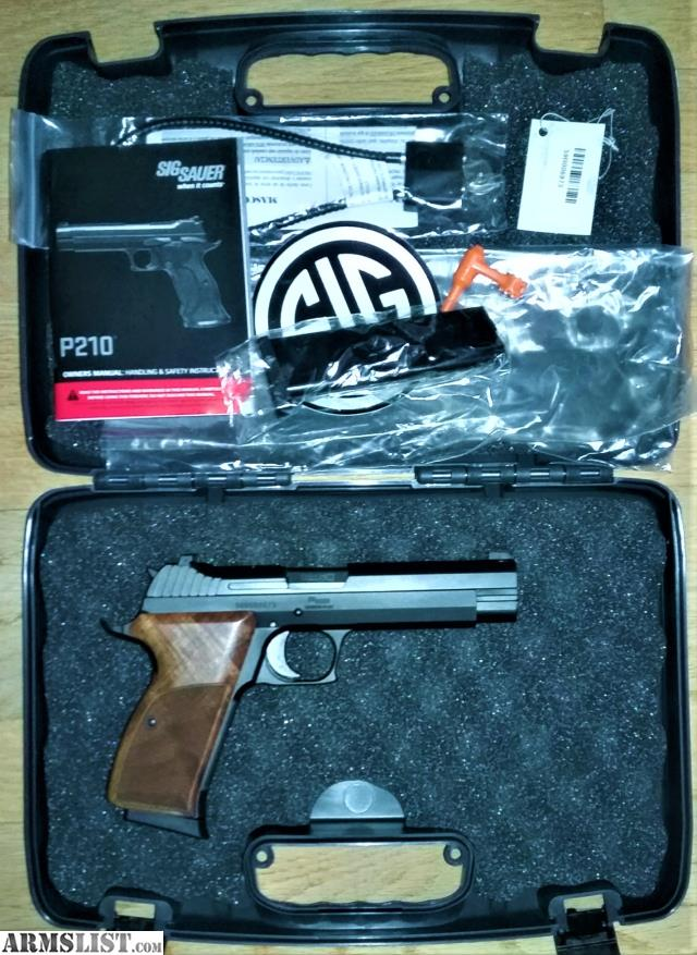 Armslist For Sale Sig P210