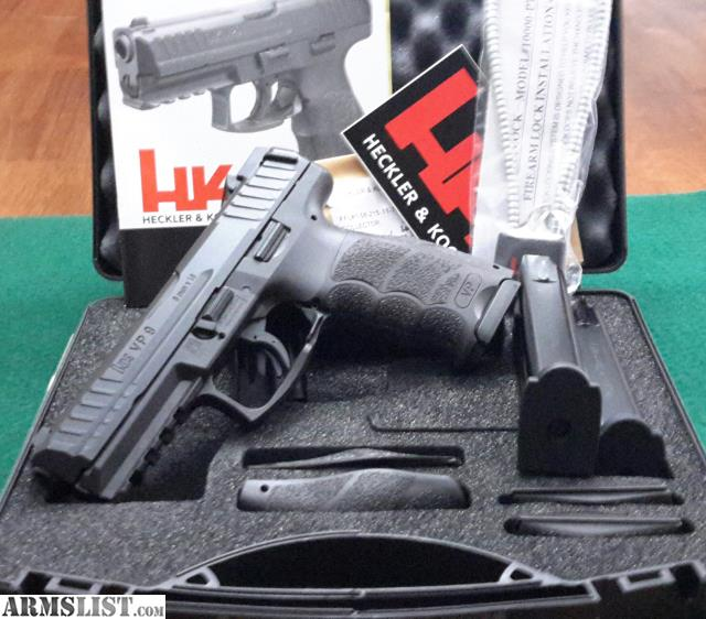 For Sale: H&K Vp9 Le 9mm