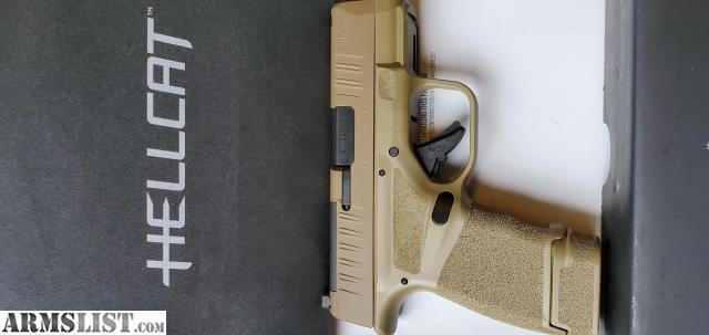 Armslist For Sale Springfield Armory Hellcat Osp In Fde W 2 Additional 13 Rd Magazines