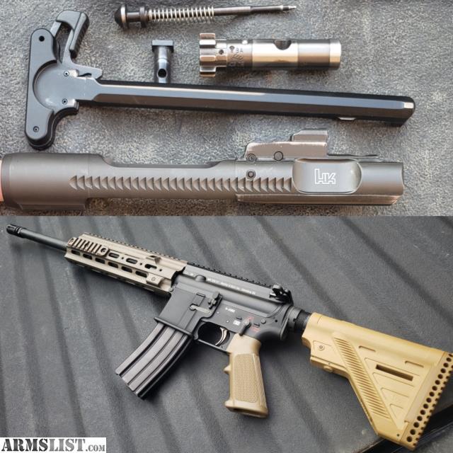 For Sale: HK 416d / MR556