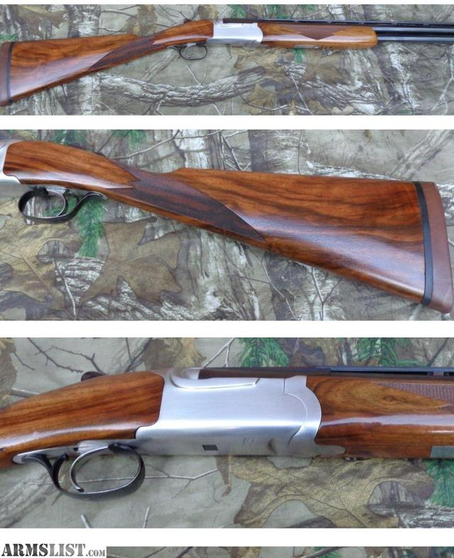 For Sale: Ruger Red Label 20ga Straight Stock
