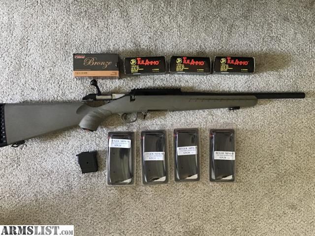 Rifle ranch ruger reviews american GUNS Magazine
