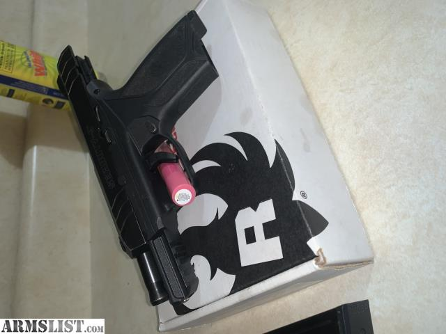 ARMSLIST - For Sale/Trade: Ruger security 9 full size