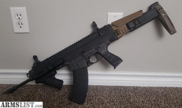 Armslist For Sale Trade 11 Cz Bren 2 7 62x39