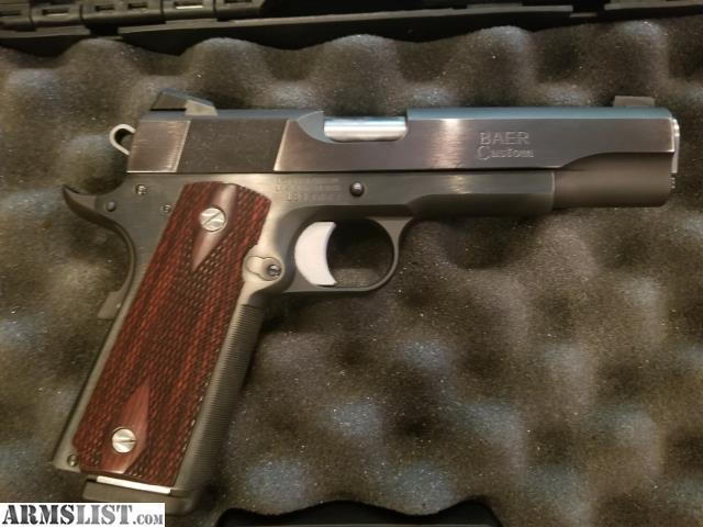 ARMSLIST - For Sale: Les Baer Lightweight Custom 1911, 45ACP