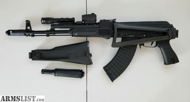 Armslist For Trade Arsenal Slr 107fr With Aimpoint