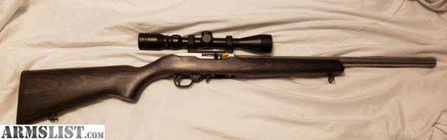 ARMSLIST - For Sale: Ruger 10/22 Stainless Bull barrel