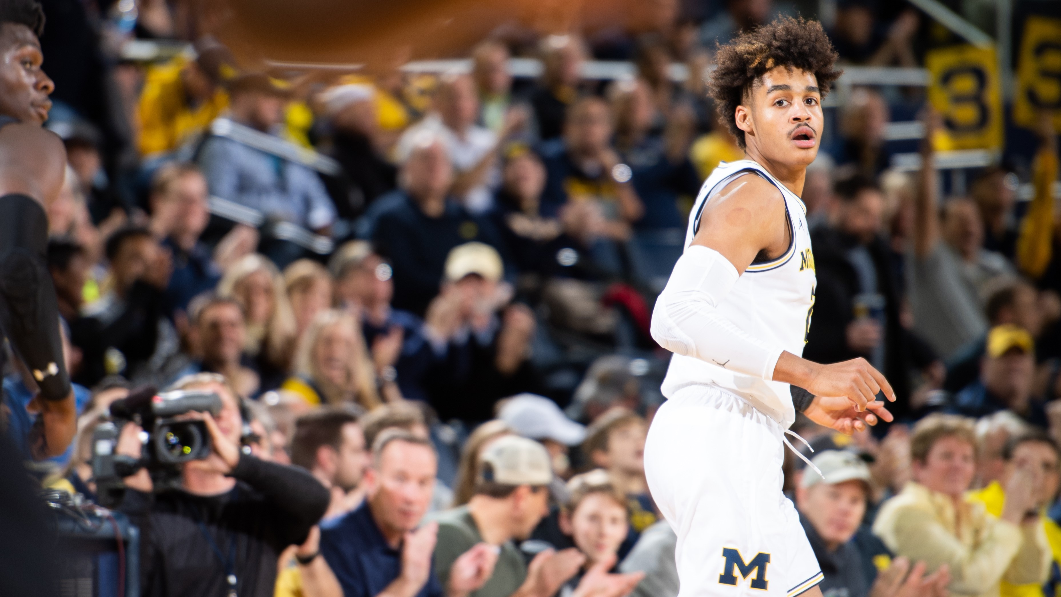 new products e485b 3a4af Jordan Poole - Men s Basketball - University of Michigan Athletics