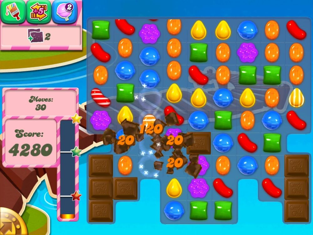 the game candy crush for free