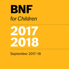 BNF for Children (BNFC) 2017-2018
