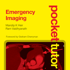 Pocket Tutor Emergency Imaging