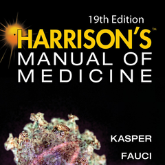 Harrison's Manual of Medicine, 19th Edition
