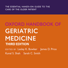 Oxford Handbook of Geriatric Medicine, Third Edition